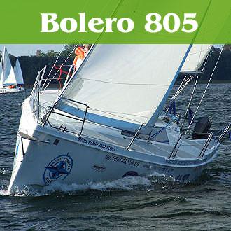 Czarter jachtów Bolero 805