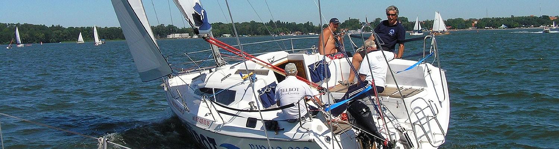 Czarter jachtów na Mazurach - Wilkasy, koło Giżycka